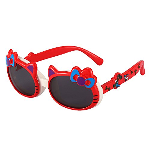 Kids Sunglasses Lovely Flexible Polarized Sunglasses for - Sunglasses Lovely