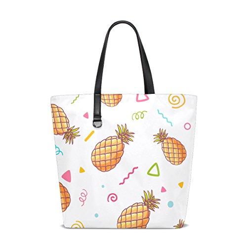 Bag Girls Art for Retro Shoulder Women Multi4 Bag Tote Purse Sunflower Hengpai wRpvIqBI