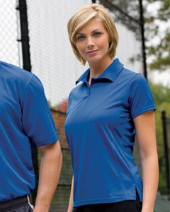 Ladies' Polytech Polo, Team Orange, 2XL