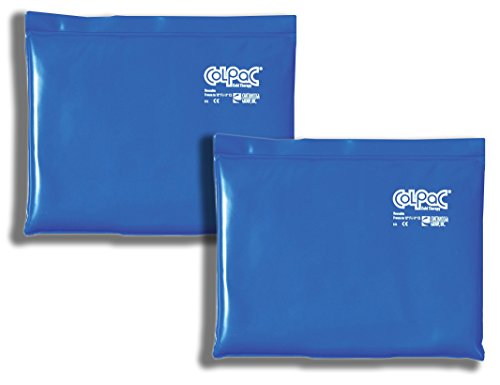 - Chattanooga ColPac Blue Vinyl Ice Pack (2 Pack) - Standard, 11x14 Inch