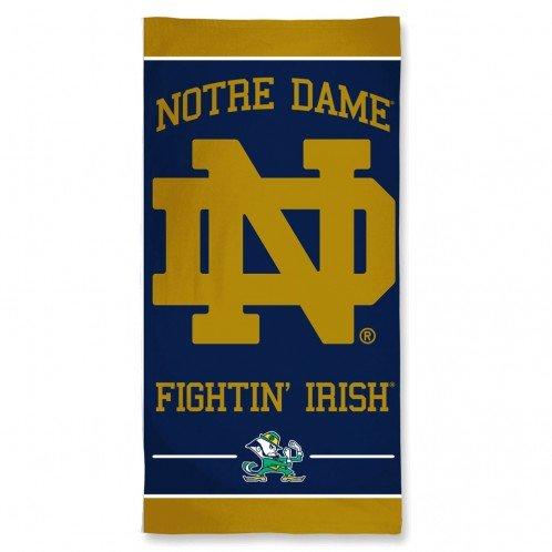 Notre Dame Fighting Irish 80cm x 150cm Beach Towel B0719JP5LC