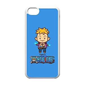 iPhone 5C Phone Case White ONE PIECE HUX321949