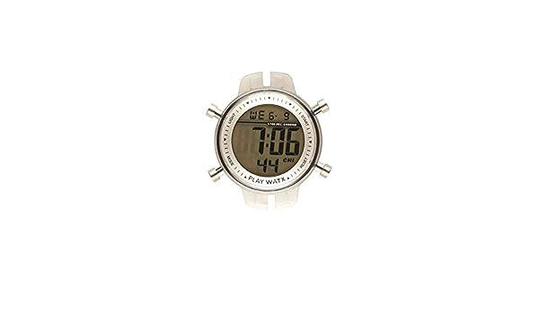 Amazon.com: Unisex watch RELOJ WATX DIGITAL COLOR PL. RWA1000: WatxandCo: Watches