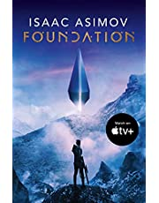 Foundation: The greatest science fiction series of all time, now a major series from Apple TV+ (The Foundation Trilogy, Book 1)