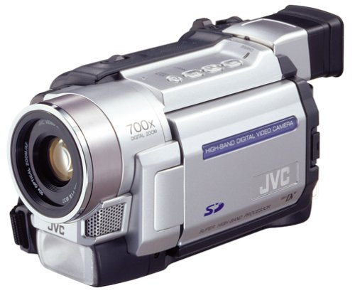 amazon com jvc gr dvl520u minidv digital camcorder with 2 5 lcd rh amazon com JVC Mini DV Digital Camcorder JVC HD Everio