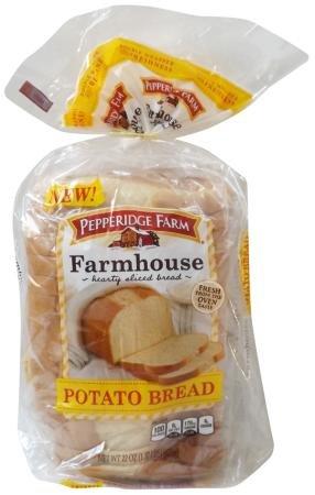 (Pepperidge Farm Farmhouse Potato Bread (Pack of 2))