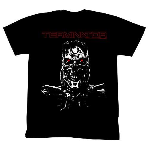 2Bhip Terminator Second Term Adult T-Shirt Tee