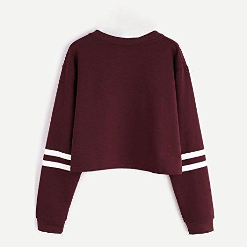 Alberar - Camisas - para mujer Rosso