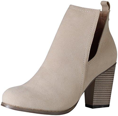 pep toe boots - 8