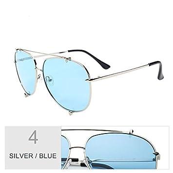 TIANLIANG04 Classic Aviador Gafas De Sol Polarizadas Para Mujeres Uv400 De Lentes Para Gafas De Sol