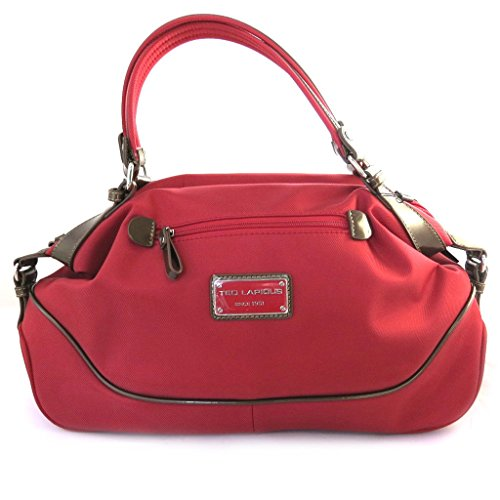 Bag 'french touch' 'Ted Lapidus'rosso.