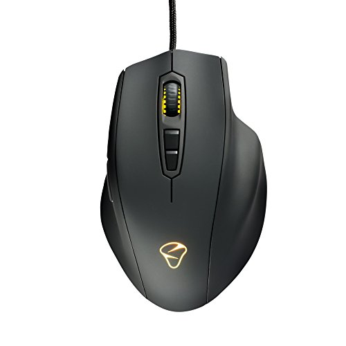 Large Mouse Right Handed - MIONIX NAOS 7000 Multi-Color Ergonomic Optical Gaming Mouse