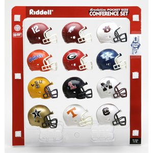 Helmet Revolution Pocket Nfl Pro (SEC Conference Pocket Pro