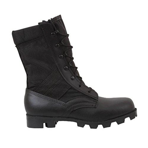 (Black Type Speedlace Jungle Boot)