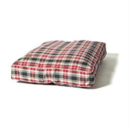 Danish Design Lumberjack Box Duvet Red Grey Large