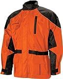 Nelson-Rigg AS-3000 Aston Rain Suit (Orange, XX-Large)