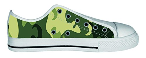 Scarpe Basse Basse Della Tela Delle Donne Modello Adorabile Shoes09 Del Modello Di Progettazione Del Modello