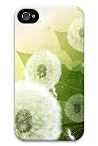 Online Designs Dandelion green group PC Hard new For Case Ipod Touch 4 Cover