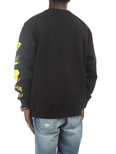 18WISC10 Black Homme Iuter Shirts Sweat wfqzTP4Hn