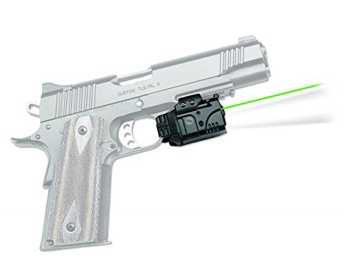 Crimson Trace CMR-204 Rail Master Pro Universal Green Laser & Tactical Light by Crimson Trace