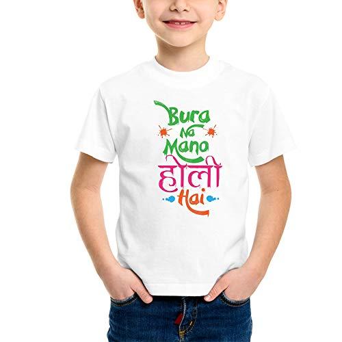 Powerpuff – Kids Bura Na Mano Holi Hai T-Shirts (Boy/Girl)