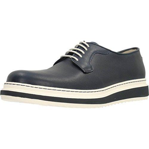 Zapatos para Hombre, Color Azul, Marca Sergio Serrano, Modelo Zapatos para Hombre Sergio Serrano 8713 87 Azul Azul