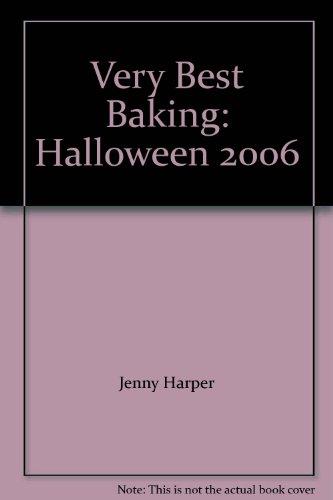 Very Best Baking: Halloween 2006]()