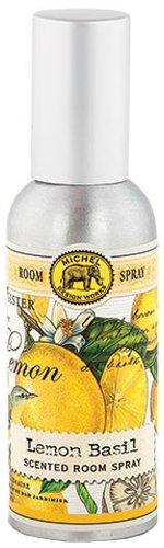 Michel Design Works Home Fragrance Spray, Lemon Basil