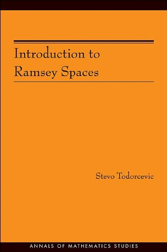 Introduction to Ramsey Spaces (AM-174) (Annals of Mathematics Studies)