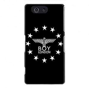 HD Printed Boy London Logo Sony Xperia Z3 MINI Case,Boy London Logo Phone Case For Sony Xperia Z3 MINI