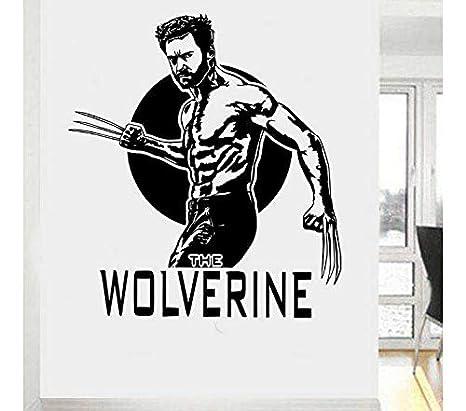 Tatuajes de pared, vinilo, Marvel Comics Art, sala de estar ...