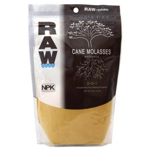 RAW Cane Molasses 2 lb by NPK Industries