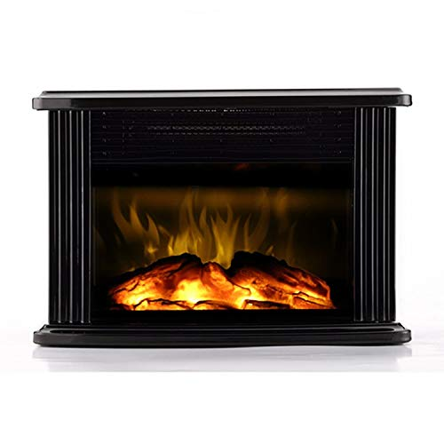 "Warmtec 14"" Mini Electric Fireplace Heater"
