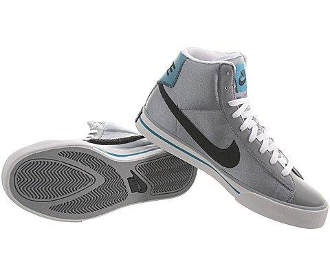 Nike Sweet Classic Hi Tessile Scarpe Da Donna Stealth / Black-glass Blu