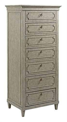 American Drew Savona Marie Lingerie Chest in Versaille (Versailles Accent Chest)