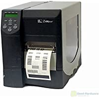 Zebra Z4M Plus Z4M00-3001-0020 Thermal Transfer Barcode Label Printer Network Parallel Serial 300DPI