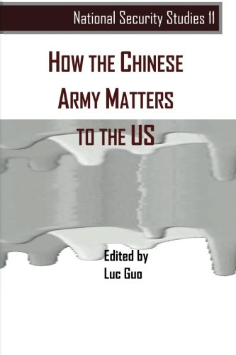 Read Online How the Chinese army matters to the US PDF