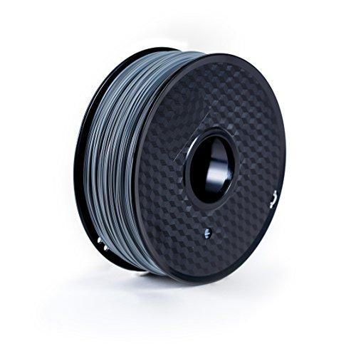 Paramount 3D PLA (PANTONE Steel Gray 430C) 1.75mm 1kg Filament [SGRL7000430C]