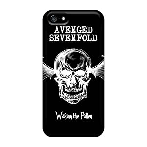 WandaDicks Iphone 5/5s Excellent Hard Cell-phone Cases Customized HD Papa Roach Pattern [wto7048XOkS]