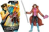 XMen Origins Wolverine Comic Series 3 3/4 Inch Action Figure Gambit by Wolverine