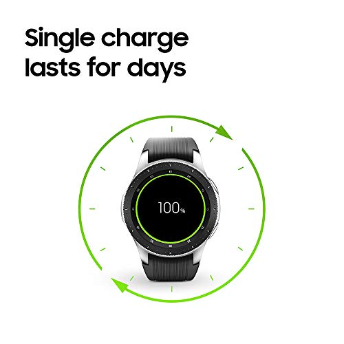 Samsung Galaxy Watch single charge lasts for days