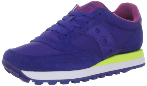 Navy Original Cross Jazz Yellow de Saucony Femme Chaussures xqgYIwI5O