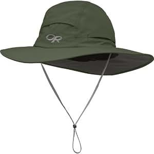 Outdoor Research Sombriolet Sun Hat , Medium, Fatigue