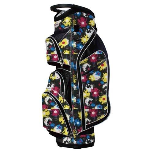 Taboo Golf Women Monaco Lightweight Cart Bag Potpourri