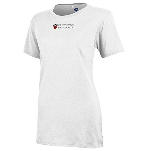 - Champion Princeton - Stacked Logo - Women's Tee
