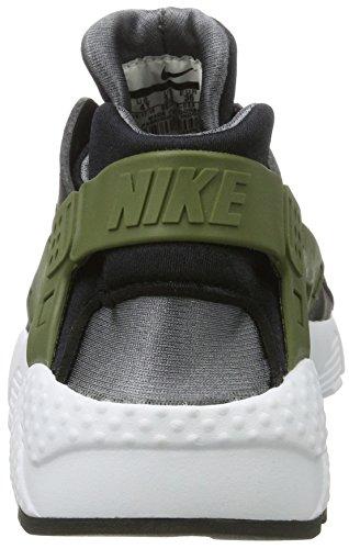 Black Green Run GS Mehrfarbig white Laufschuhe Grey Jungen dark palm Nike Huarache qYp11a