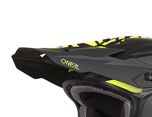 O'Neal Unisex-Adult's 3SERIES Helmet Spare Visor (Riff) (Black, One Size)