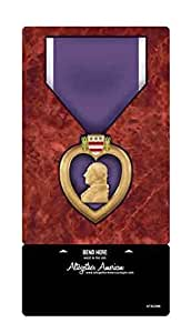 Purple Heart Table Topper Sign