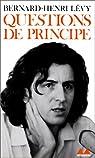 Questions de principe par Lévy