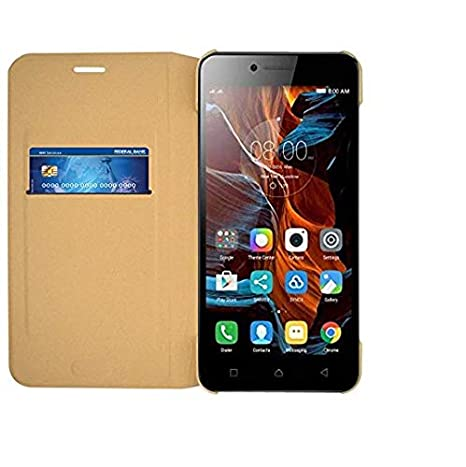 size 40 1a865 0d889 COVERNEW Flip Cover for Lenovo K6 Power - K33A42: Amazon.in: Electronics